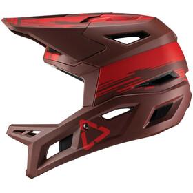 Leatt DBX 4.0 Super Ventilated Cykelhjelm rød